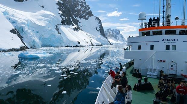 Journey to Antarctica's Weddell Sea