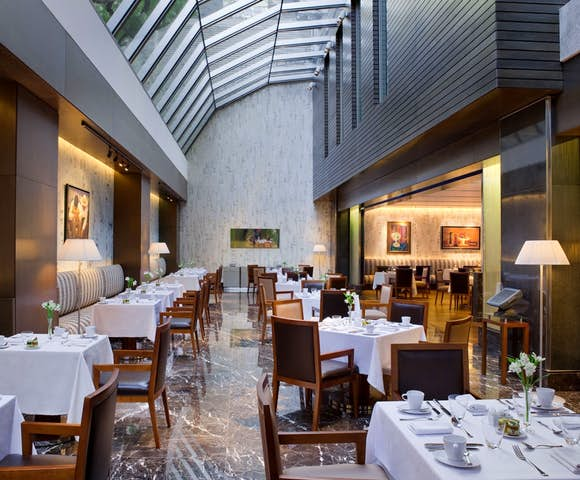 Dining Room, Alvear Hotel, Buenos Aires, Argentina
