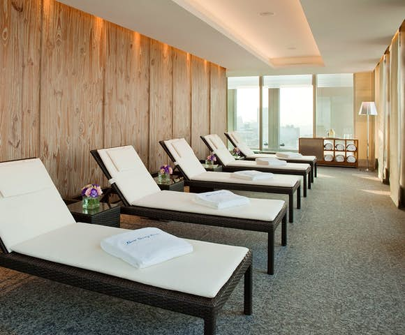 Spa at the Alvear Hotel, Buenos Aires, Argentina