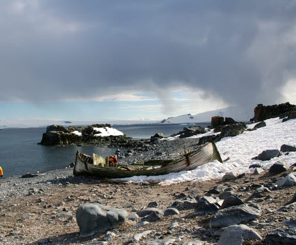 Antarctica cruises are packed with dramatic scenery
