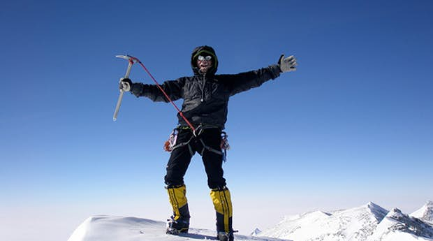 Climb Mount Vinson