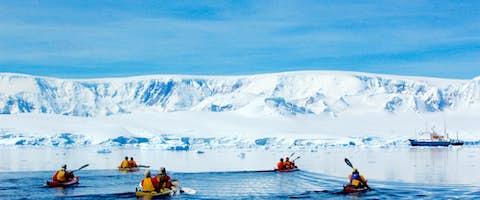 Antarctica Tours