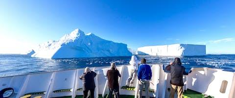 Antarctica in March