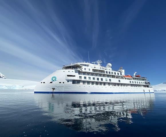 Greg Mortimer Ship