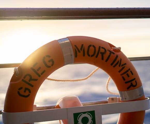 Greg Mortimer