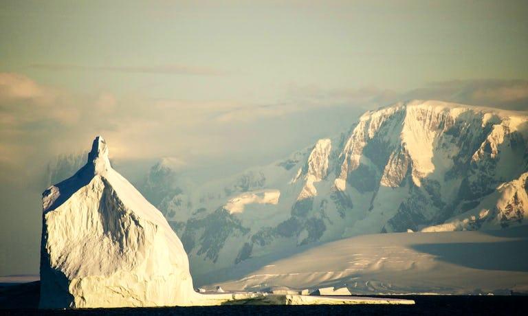 Express Tour of Antarctica