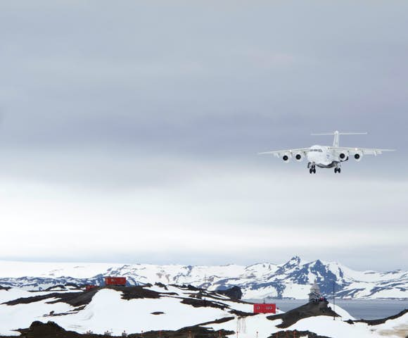 How to get to a luxury Antarctica cruise