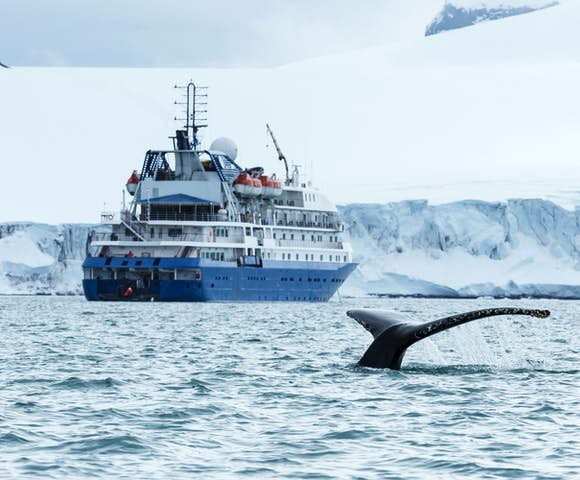 Discover the best luxury Antarctica cruise - Hebridean Sky Ship
