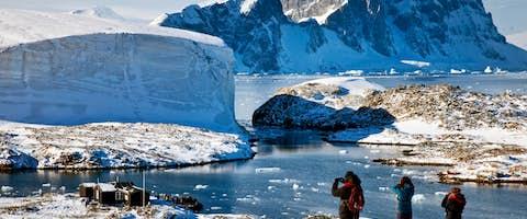 Antarctica Cruises 2023