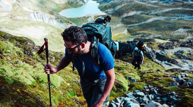 Ushuaia Basecamp Hiking Expedition
