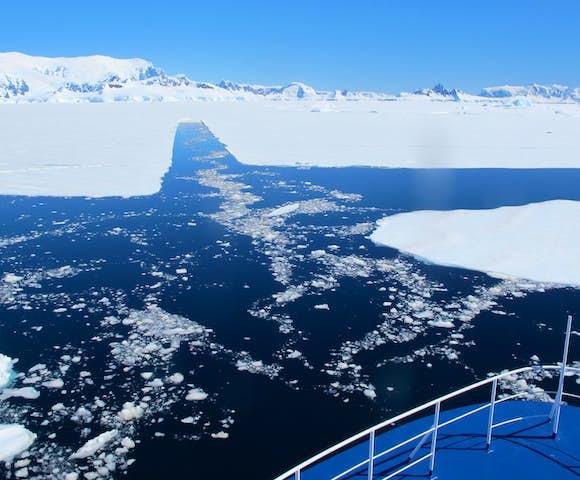 Antarctica in November
