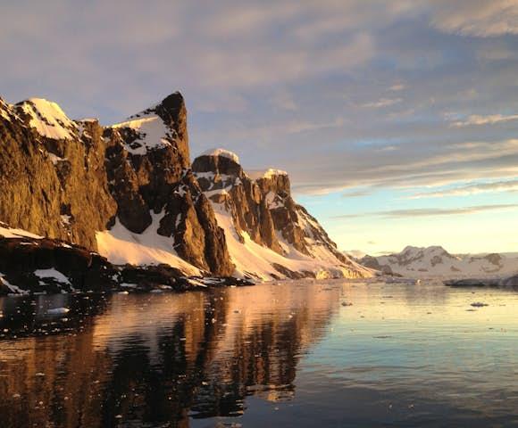 Cape Tuxen, Antarctica