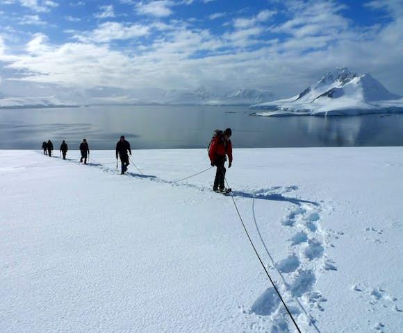 Mountaineering, Antarctica