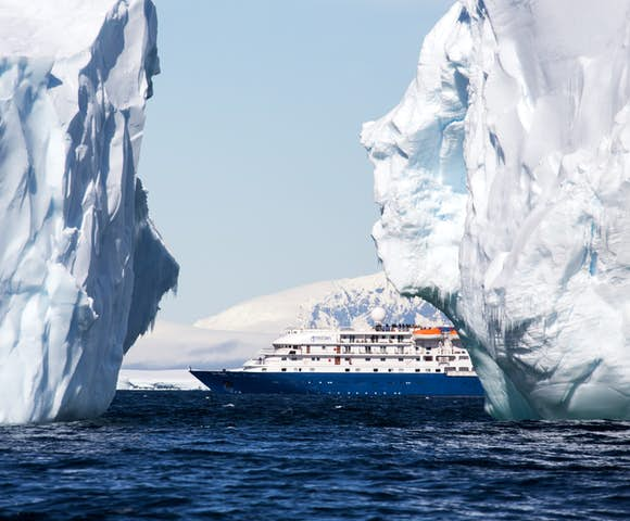 Sea Spirit ship