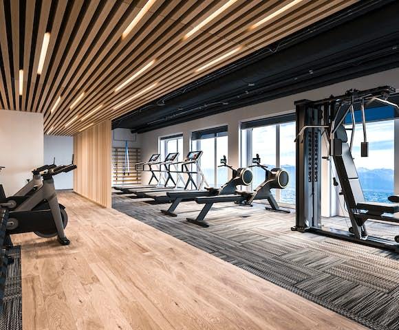 Ultramarine ship fitness centre