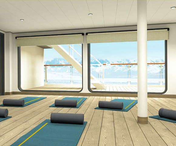Ultramarine ship yoga studio