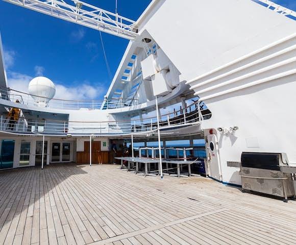 Ocean Diamond Ship