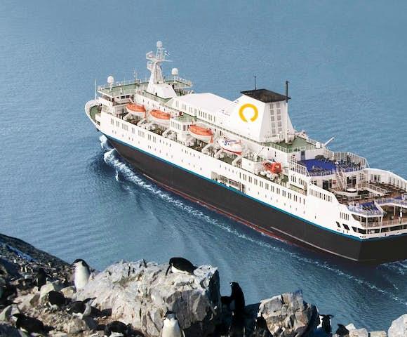 Ocean Endeavour Ship