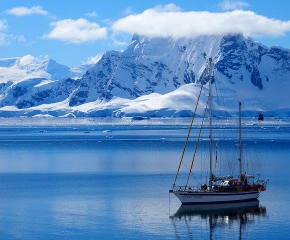 Ocean Tramp ship