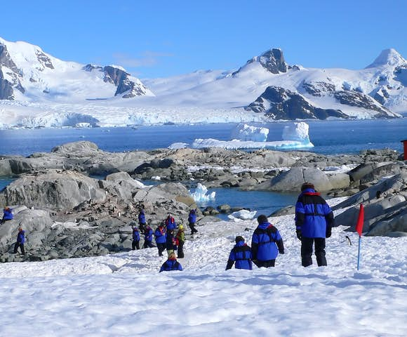 Antarctica Cruises offer the chance to explore the Antarctic Peninsula
