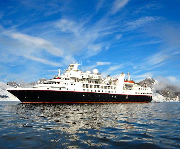 Silver Explorer ship