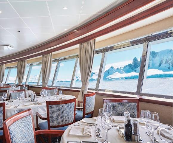 Luxury Antarctica cruise ships - Silver Explorer ship
