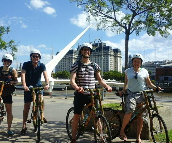 Bike tour in Buenos Aires, Argentina