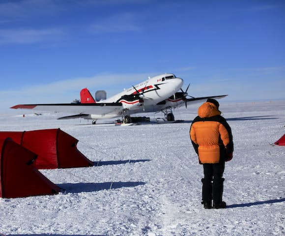 Antarctic Interior and South Pole Expeditions